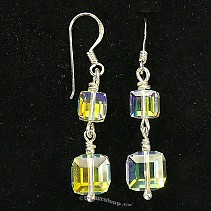Ag 925/1000 silver earrings typ077