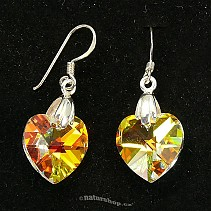 Ag 925/1000 silver earrings typ078