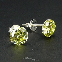 Ag 925/1000 silver earrings typ081