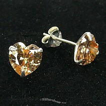 Ag 925/1000 silver earrings typ083