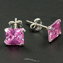 Ag 925/1000 silver earrings typ084