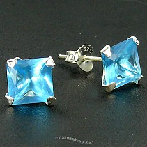 Ag 925/1000 silver earrings typ085