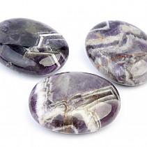 Massage soap made of amethyst 45mm