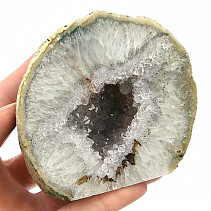 Agate natural geode (Brazil) 598g