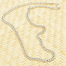 Silver chain Ag 925/1000 45cm approx. 12.0g