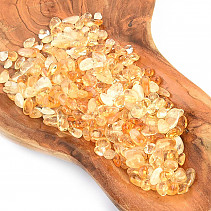 Smooth citrine stones pack 200g