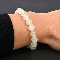 Libyan glass bracelet 9mm beads