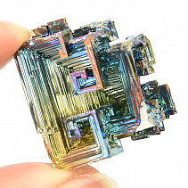 Bismuth colored crystal 33.3g