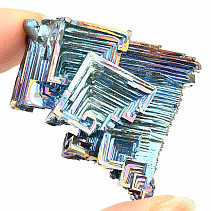 Bismuth colored crystal 29.0g