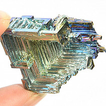 Bismuth colored crystal 32.2g