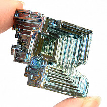 Bismuth colored crystal 40.2g
