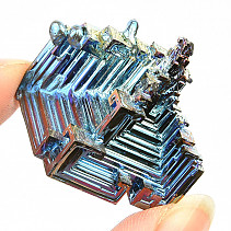 Bismuth colored crystal 32.7g