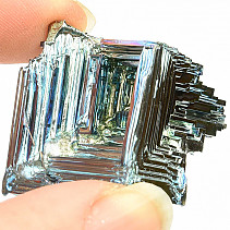 Bismuth colored crystal 36.9 g