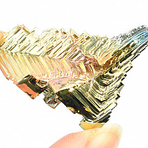 Bismuth colored crystal 22.0g