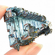 Bismuth colored crystal 24.9g