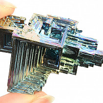 Bismuth colored crystal 47.8g