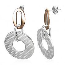 Earrings for women steel Stainless steel OEM191