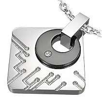 Stainless steel pendant steel PCZ249