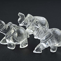 Crystal elephant