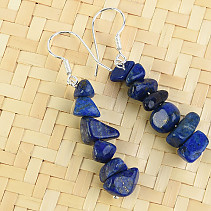 Lapis lazuli earrings Ag 925/1000
