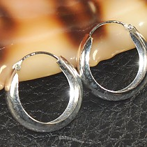 Strong rings silver 925/1000 20 mm