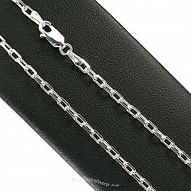 Chain of silver Ag 925/1000 45 cm 6.1 g