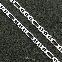 Strong silver chain 50 cm Ag 925/1000 (10.5 g)
