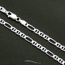 Silver Chain 45cm Ag 925/1000 (about 9.5 g)