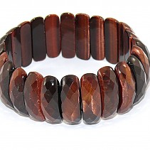 Bull's Eye Bracelet wider cut