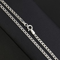 Silver Chain Ring 50 cm approx 3 g Ag 925/1000