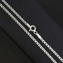 Silver Chain Ring 45 cm approx 3 g Ag 925/1000