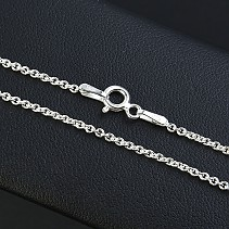 Silver chain ring 50 cm approx 2.8 g Ag 925/1000