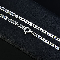 Silver Ring 42 cm chain approx 3.2 g Ag 925/1000