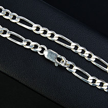 Silver Chain Ring 42 cm approx 11.9 g Ag 925/1000