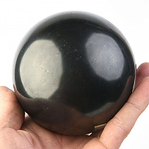 Shungites balls polished (Russia) about 90 mm