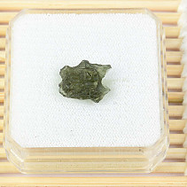 Natural Moldavite (Czech Republic, Netolice) 0,73g