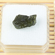Crude Moldavite (Czech Republic) 2.03g