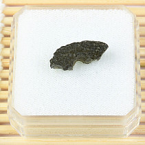 Moldavite from Netolice (Czech Republic) 0,98g