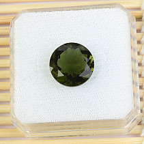Moldavite brus 13mm 5.96ct