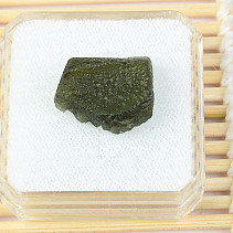 Moldavite from Netolic (Czech Republic) 2.4g