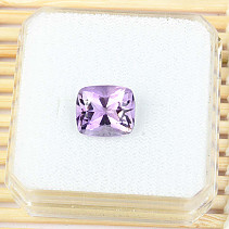 Amethyst rectangle standard brus 4.22ct