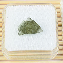 Natural Moldavite (Czech Republic, Netolice) 0,91g