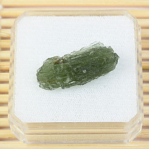 Natural Moldavite (Czech Republic, Netolice) 1,82g