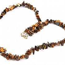 Tiger Eye Necklace (45 cm)
