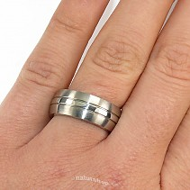 Ring - Surgical Steel TYP039
