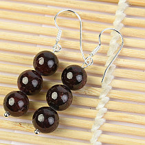 Garnet Ball Bearing 8.5mm Ag Hooks