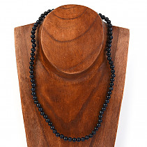 Avanturin Synthetic Dark Necklace Bead 6mm 50cm