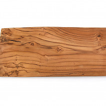 Decorative wood tray (Indonesia) 45cm 437g