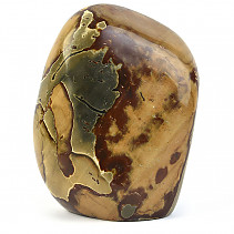 Jasper colorful decorative stone 822g