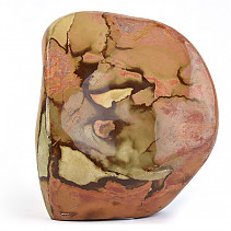 Jasper colorful decorative stone 659g